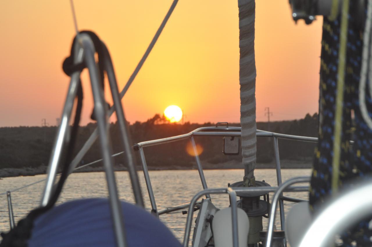 coucher de soleil sur Didim