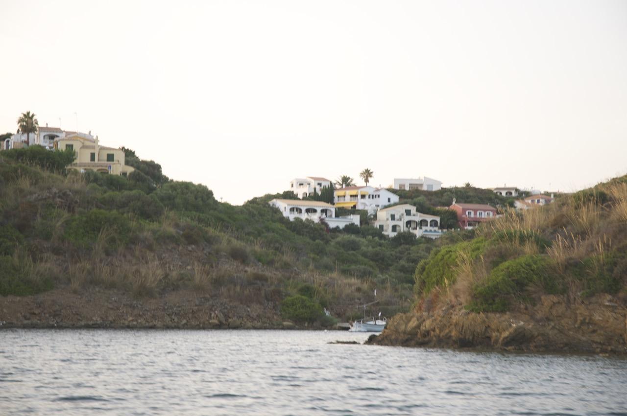 les villas de port MAHON