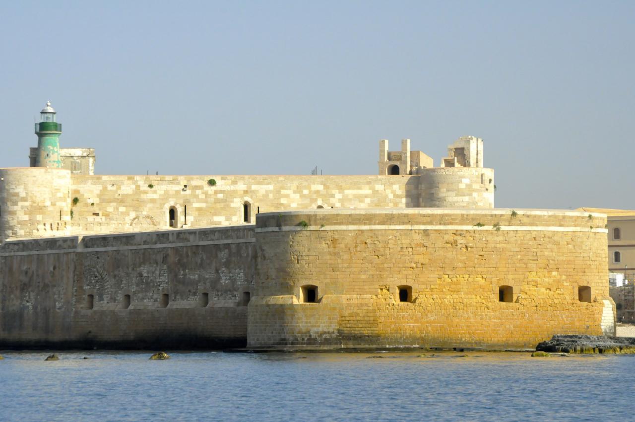 la citadelle d'Archimède
