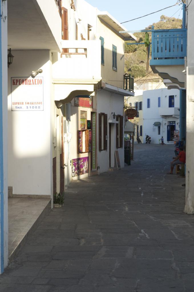 NISSYROS, (Dodécanèse)