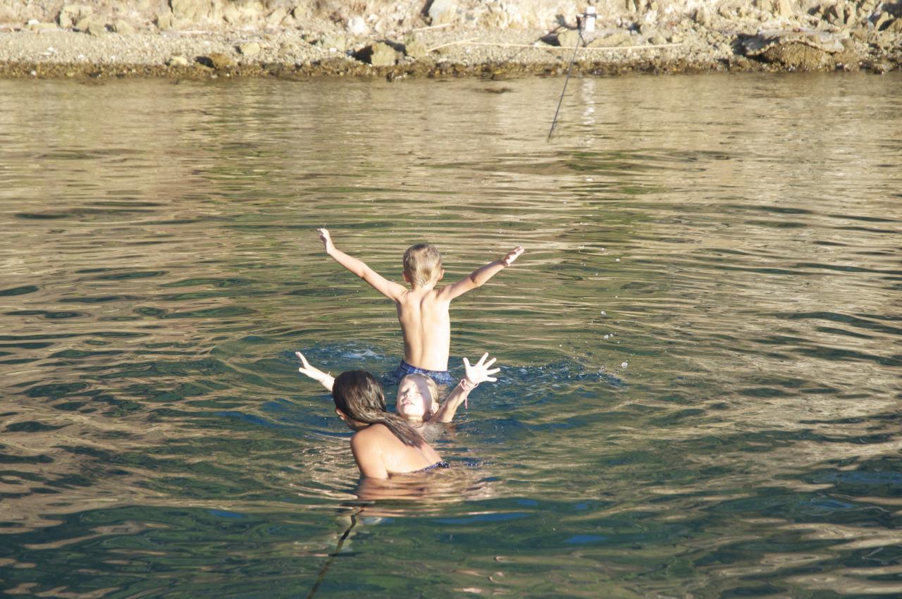 farniente dans la baie de Göçek