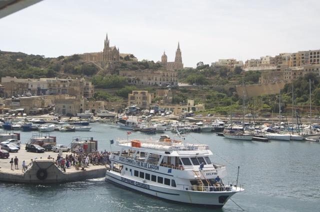 le port de Mgarr