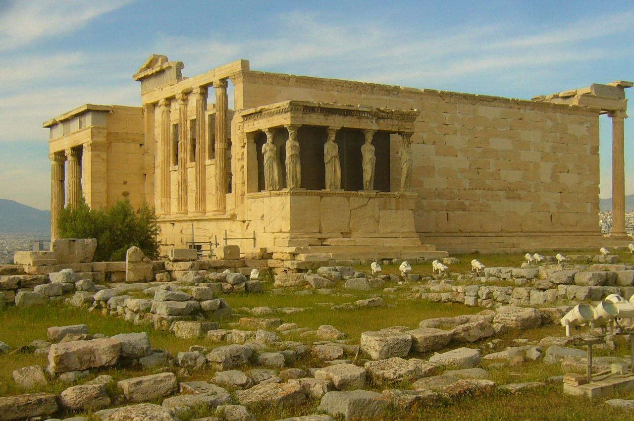 il faut bien visiter ATHENES