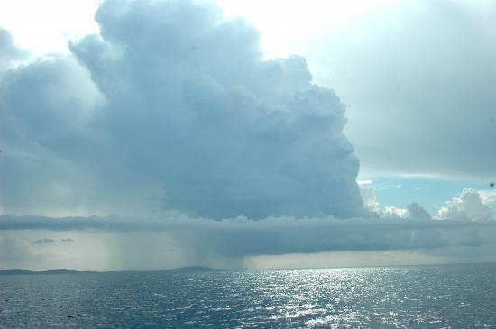 orage sur Mikonos