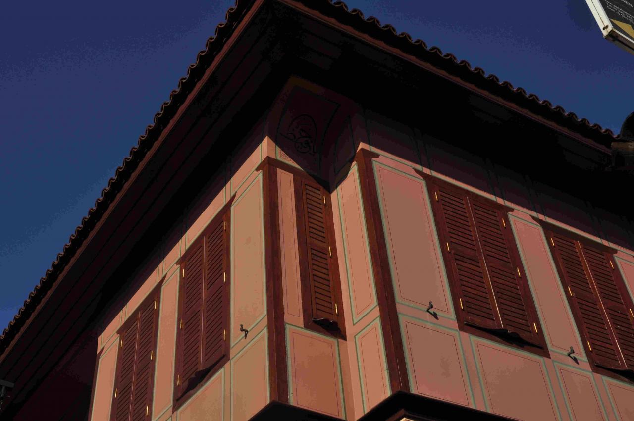maison ottomane rénovée