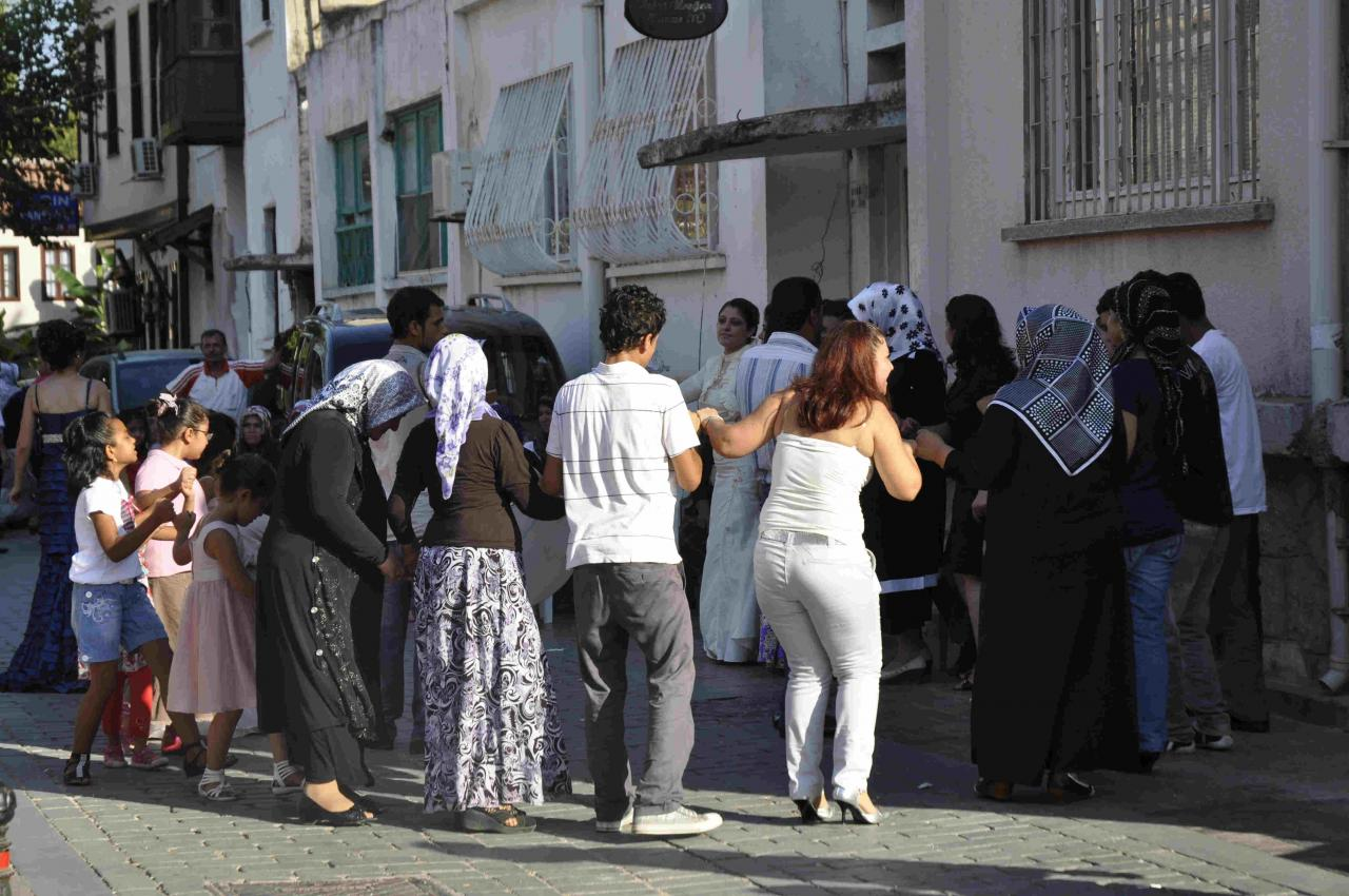 mariage turc