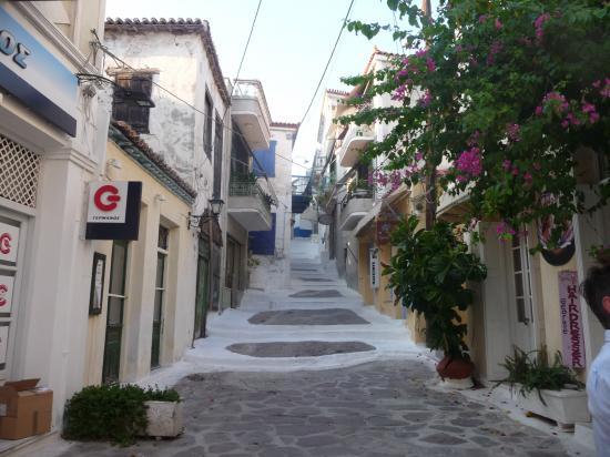 rue de POROS
