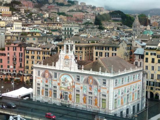 le palazzo San Giorgio