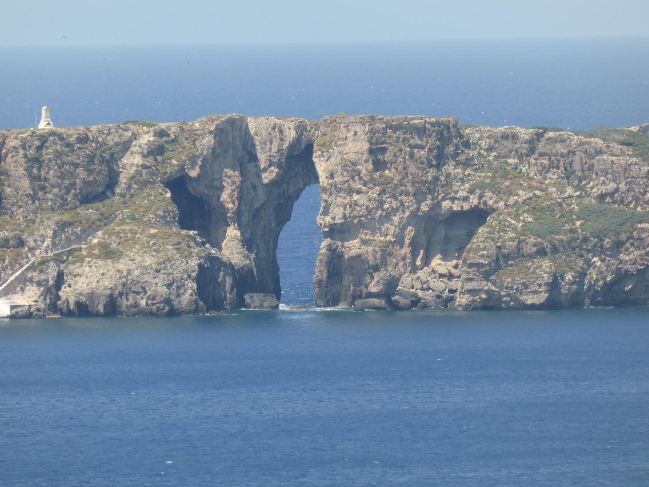 l'entrée de la baie de NAVARIN